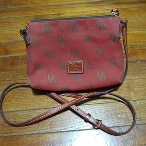 Dooney And Bourke Cross Body Bag EUC
